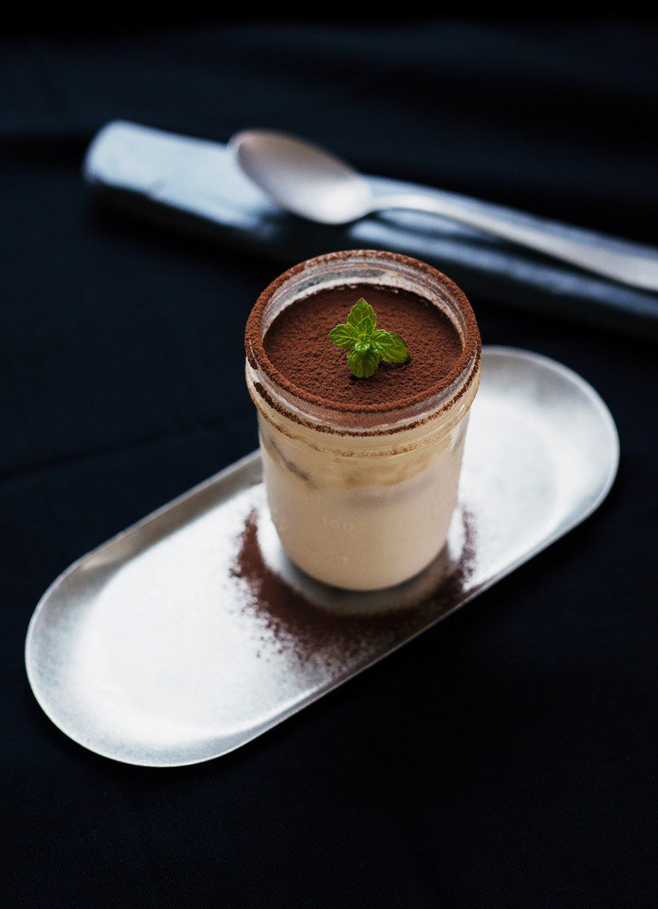 Evolutionary Classical Tiramisu with Specialty Expresso and 7 Years Aged Rum