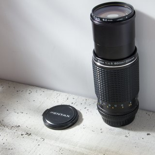 Pentax SMC 80-200mm F4.5 PK mount