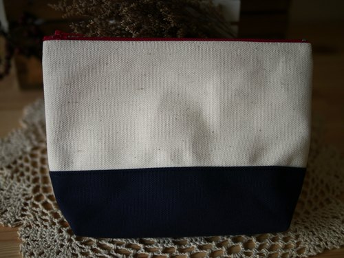 Simple cosmetic admission package kinari x navy x red - Sailor -
