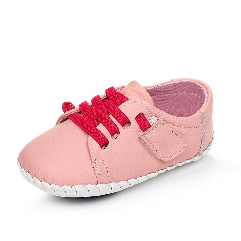 JUST leather step shoes: pink -140 (2-2.5 years old)