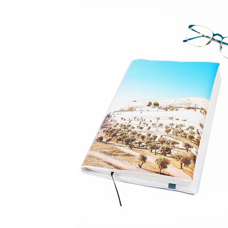 耶路薩冷。以色列---訂製聖經套/書套