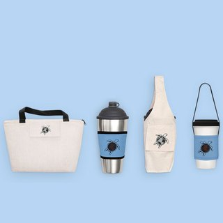 Goody Bag - YCCT Environmental Benefits 4 Into Combination - Tote Bag Set Drinking Bag 2