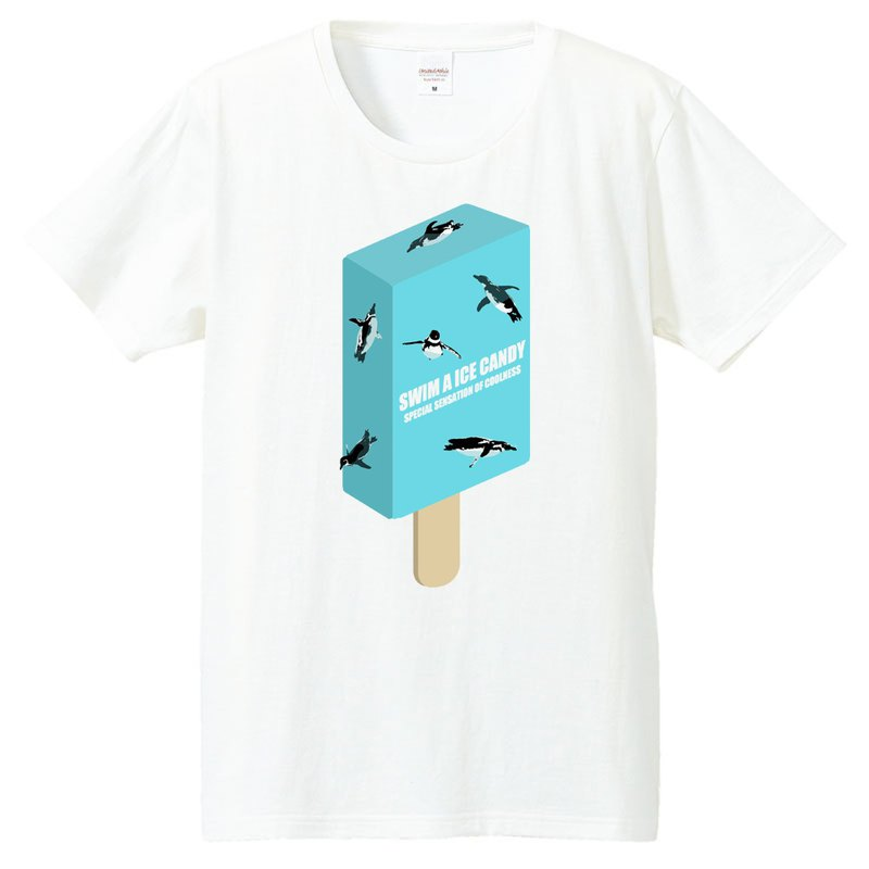 Tシャツ / Swim a Ice Candy