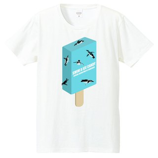 T-shirt / Swim a Ice Candy