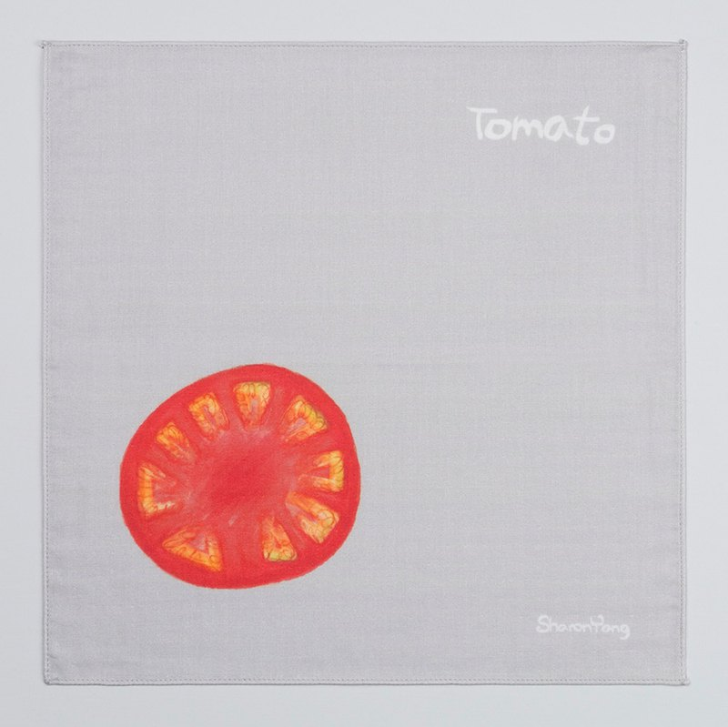 Benefits Tomato Good Tomato-Hand Towel