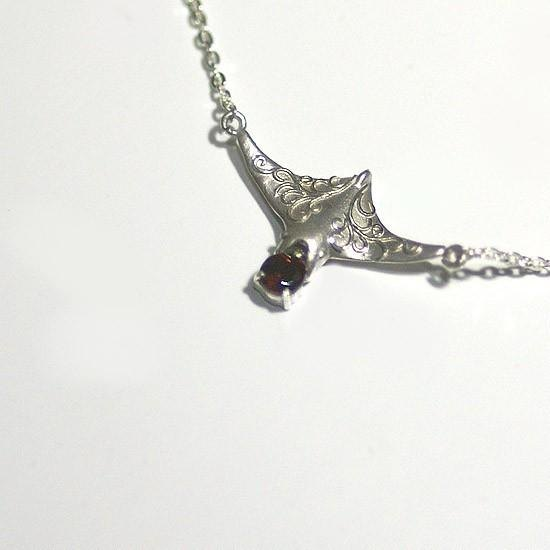 Manta's pendant with sweet jewelry S 【Free Shipping】