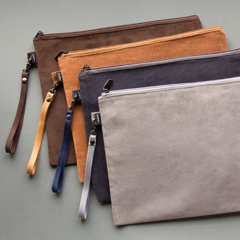 Document Pouch (Corduroy)