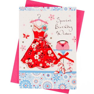 Offer all the best wishes [Hallmark-handmade card birthday wishes]