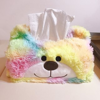 CANDY BEAR cotton candy bear paper cover