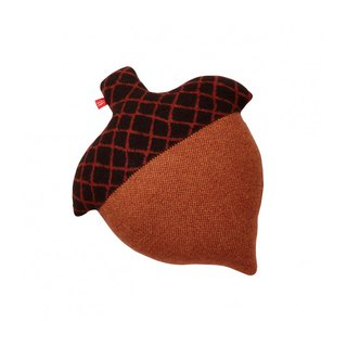 Acorn pure wool pillow