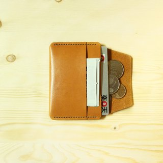 Sanku - Leather Handmade - Card Holder Card Holder Banknote Clip