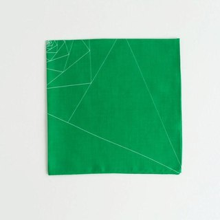 Triangles Pocket Square