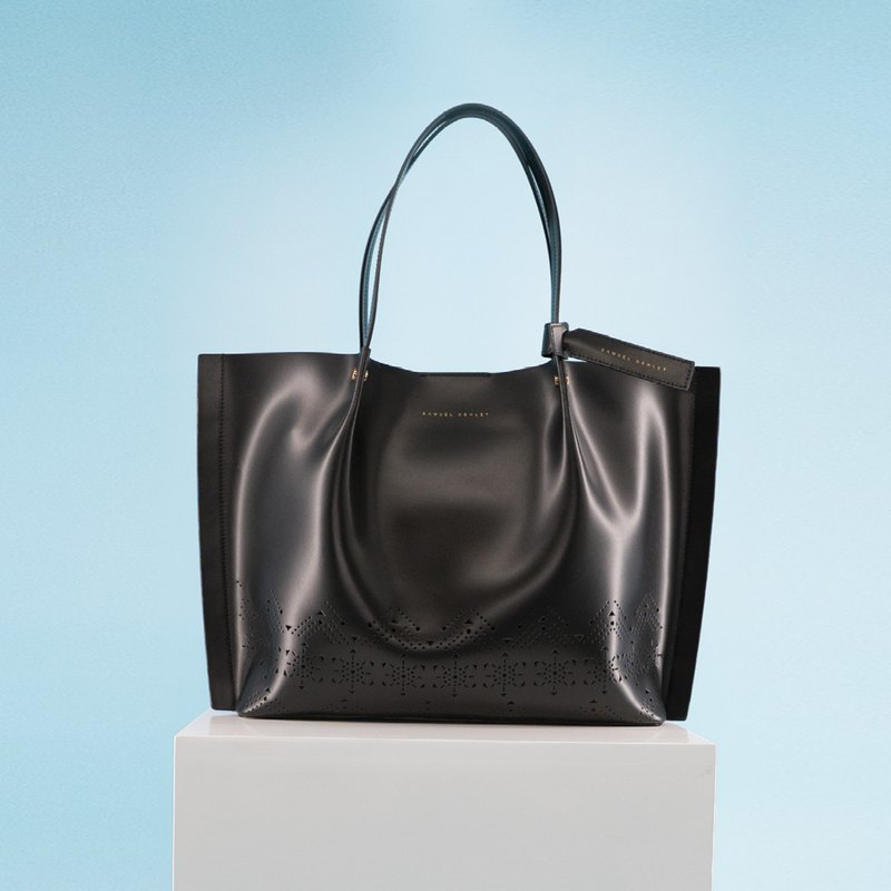 Helen Tote Bag - Black