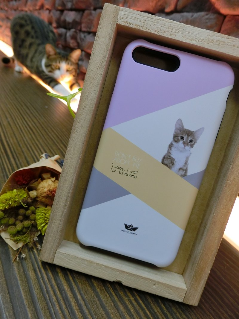 "3D Protective Bumper Case climax ""meow meow"" / gentle touch han scratch Phone Case [Customizable aircraft models: iPhone Full Model / Series NOTE.S Samsung / LG]"