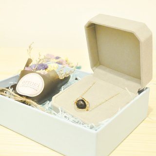 [Flower Gift Set] gold. Planet series + mini dry bouquet