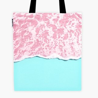 Filament - Shopping Bag - PINK SEA