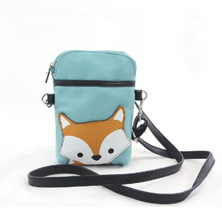 Sleepyville Critters - Fox Small Pouch Shoulder Bag
