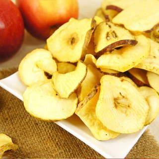 [Afternoon snacks light] fresh fruit apple crisp (80g / bag)
