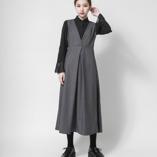 Laura Lola Dress _6AF115_ Gray