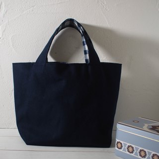 House wine series lunch bag / tote bag / limited edition hand bag / small gentleman / pre-order
