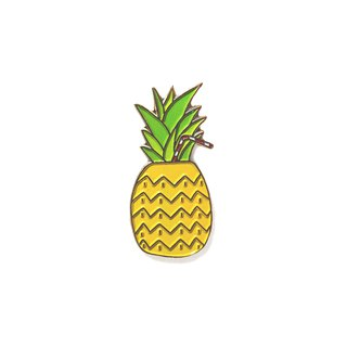 Pineapple Drink Pin