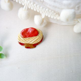 [Japanese Style] Zephyr Spaghetti Food Brooch Manual