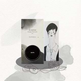 SLL simple perfume X Twelve I - Confidence (Lilan + Cucumber + Bergamot)