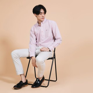 PLANE // pink // men slim fit