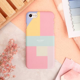 Classic Series - Colorful Maze (iPhone.Samsung Samsung, HTC, Sony. Asus Case Cover)