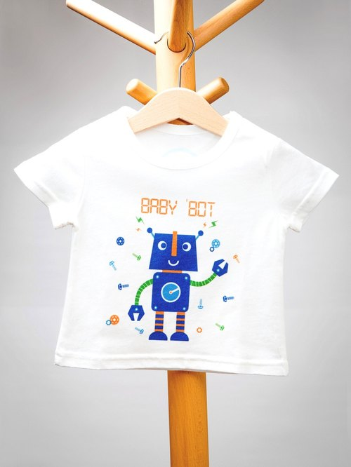 Baby Bot Organic Cotton T-Shirt