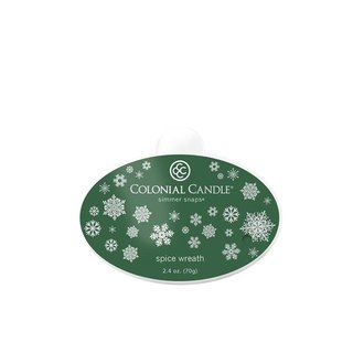 [VIVAWANG] 2.4oz Fragrance Wax (Winter Tree Wreath)