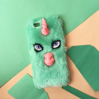 UNICORN MINT PHONE CASE