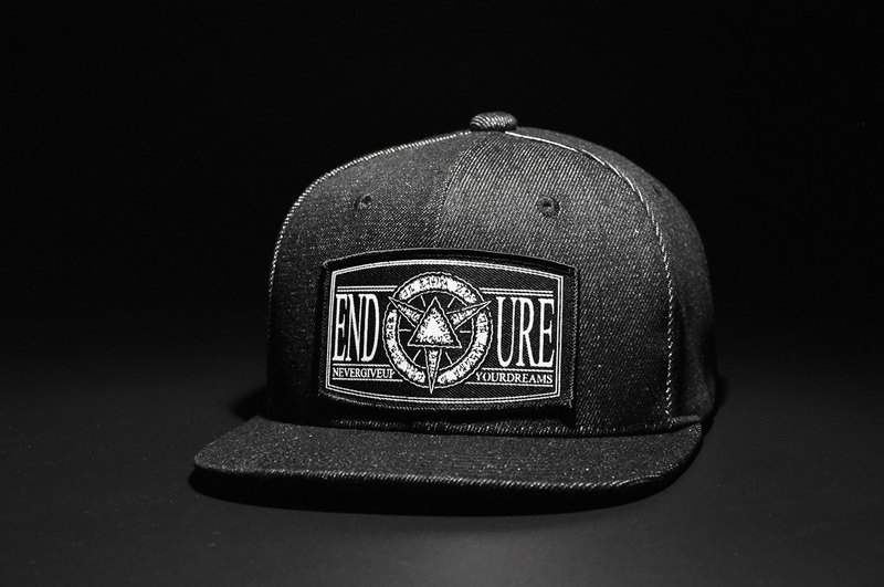 ENDURE / denim black six-piece / brand representative design
