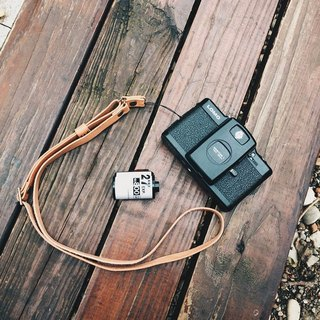 【Temperature Series】 Leather Leather Camera Strap - Accompanied