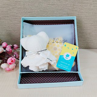 Cute Little Hedgehog--Full Moon Ceremony / Mi Yueli / Birthday (Value 6 Piece - Gift Box Packaging)