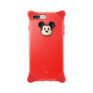 Bone / iPhone 8 Plus / 7 Plus Bubble Sleeve Phone Case - Mickey