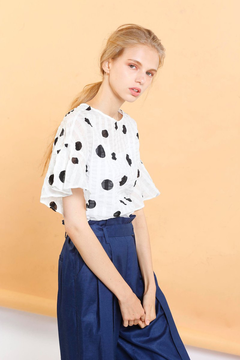 The bubbles summer top