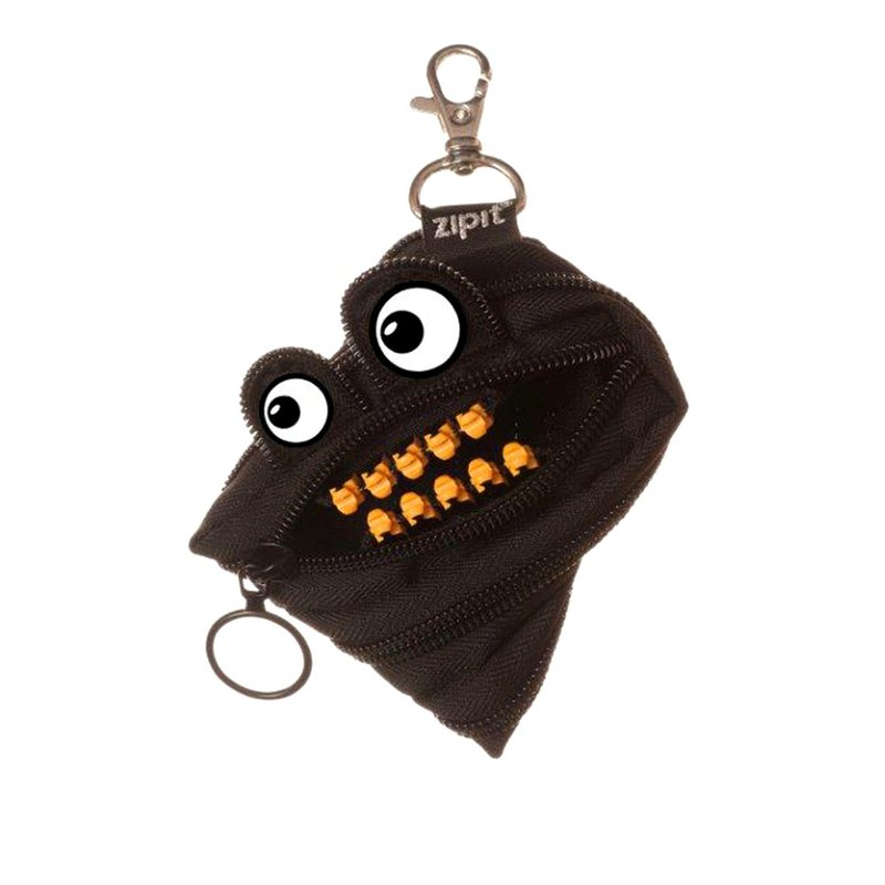 ZIPIT monster zipper bag steel tooth series coin purse -4 colors