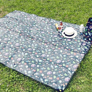 Natalie Waterproof Picnic Pad - Forest Girl, 7321-09370