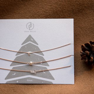 Christmas limited jewelry set - rose gold