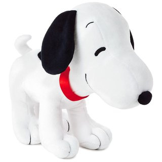 Snoopy standing section [Hallmark-Peanuts Snoop than fluff]