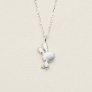 Forest Bunny Necklace