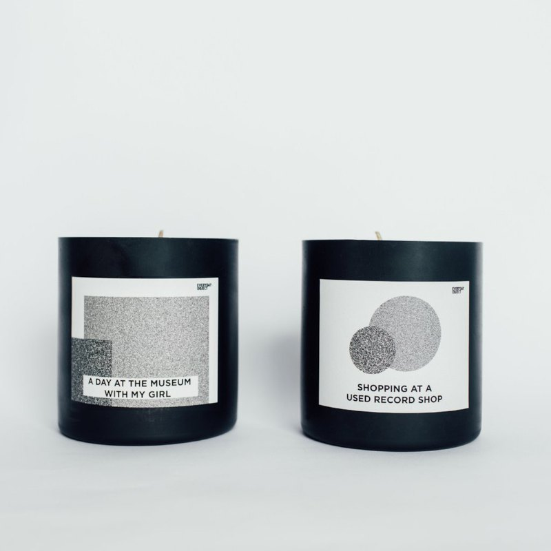 [Spot] EVERYDAY OBJECT Scented Candle - Two