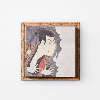 THREEM / Sticky notes (Ukiyo-e) PinkoiENcontent