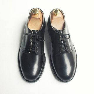 90s shoes standard Navy | US Navy Service Shoes US 8.5W EUR 41 -Deadstock