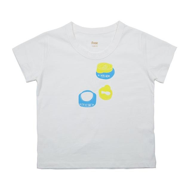 Yamato glue container T-shirt Ladies free Tcollector
