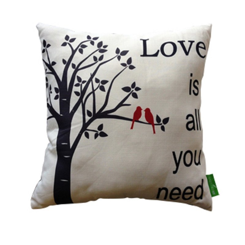 Love Tree Pillow