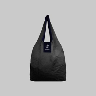 grion waterproof bag - Shoulder dorsal paragraph (L) - Limited models - iron gray denim