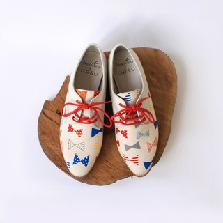 [23.5 spot] Bart 5 is not a bow knot derby shoes / Japanese cloth / M2-17003F