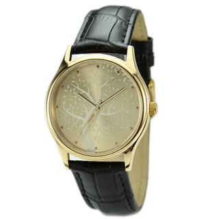 Tree of Life (Sunray Dial) Watch Rose Gold Unisex Free Shipping Worldwide